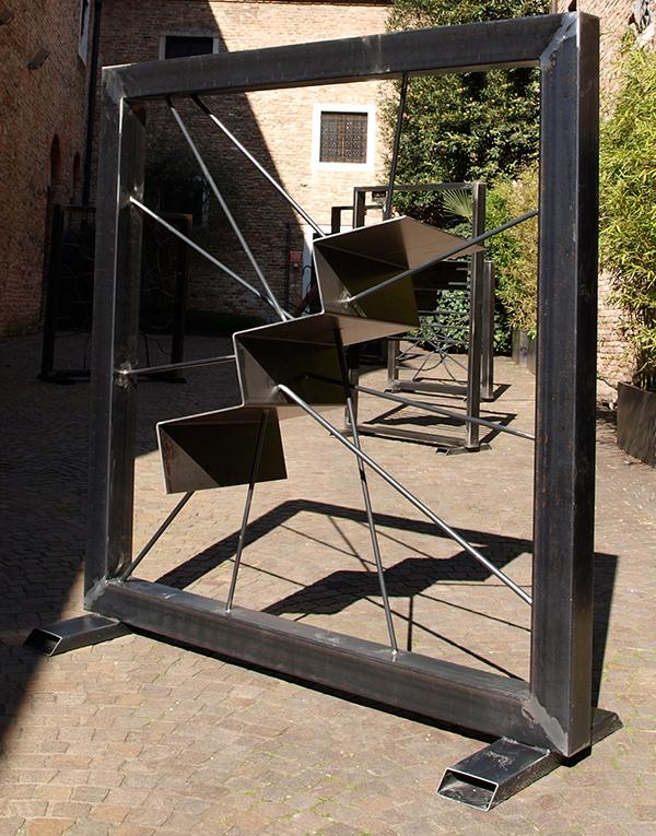 Conosciuto HEAVY METAL 1 | marco novello scultura ZA85